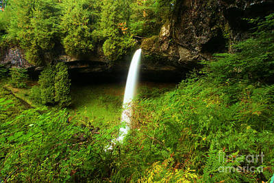 Photograph - North Falls Canyon by Adam Jewell