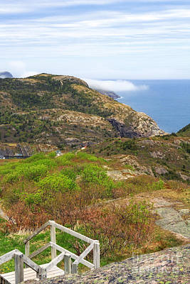 Photograph - North Head Of Signal Hill by Charline Xia
