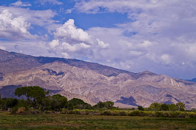 Photograph - North Of Bishop by Gary Brandes