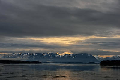 Photograph - North Pacific by Edward Kovalsky