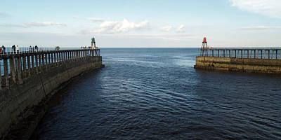 Photograph - North Sea by Steve Watson