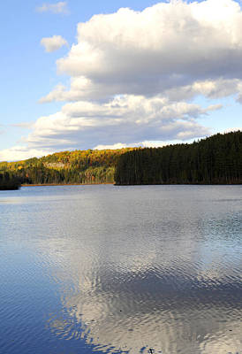 Photograph - Northern Lake by Douglas Pike