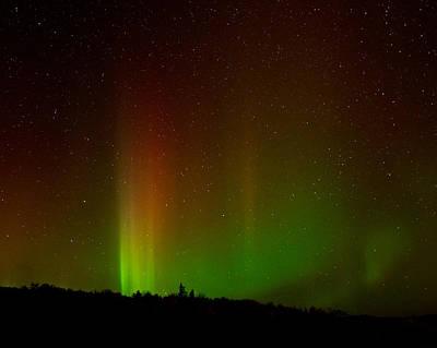 Muskoka Wall Art - Photograph - Northern Lights by Cale Best