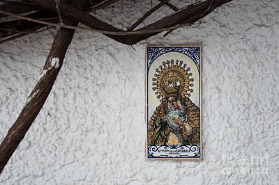 Photograph - Nostra Senora by Agnieszka Kubica