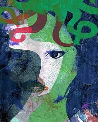 Revelation Mixed Media - Not Forgotten by Fania Simon