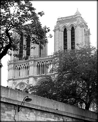 Photograph - Notre Dame Cathedral by Carla Parris