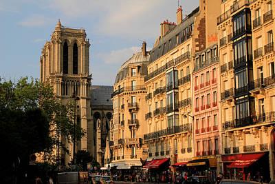 Stellar Interstellar - Notre Dame de Paris 3 by Andrew Fare