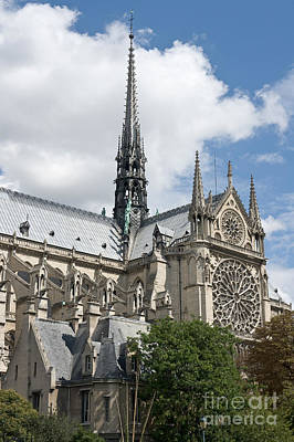 Photograph - Notre-dame-de-paris IIi by Fabrizio Ruggeri