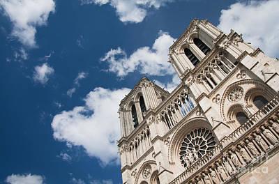 Photograph - Notre Dame De Paris by Olivier Steiner