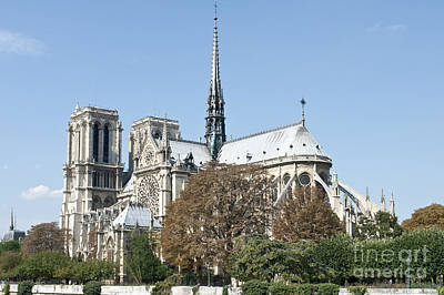 Photograph - Notre Dame De Paris Viii by Fabrizio Ruggeri