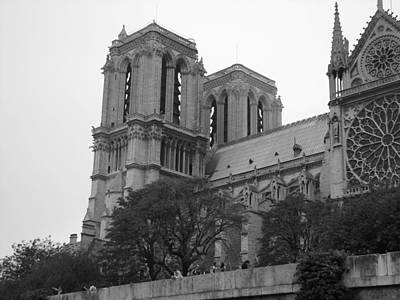 Photograph - Notre Dame II by Diane Height