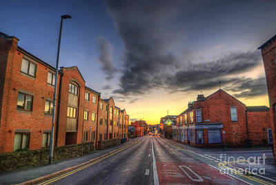 Photograph - Nottingham Road by Yhun Suarez