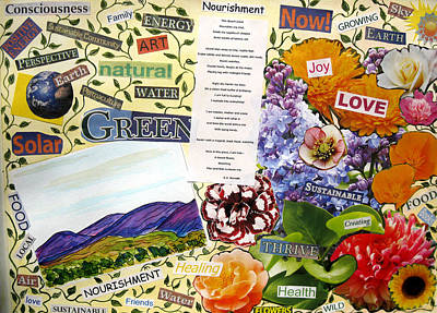 Nourishment Art Print