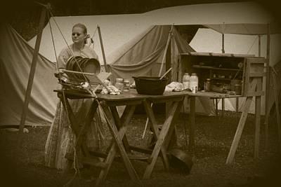 Photograph - Now That Thar Be A Kitchen by David Dunham