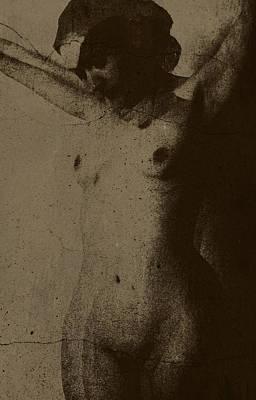 Nude Nudes Art Art Print by Falko Follert