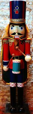 Photograph - Nutcracker 1 by Bruce Bley