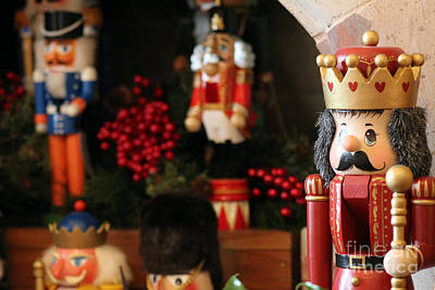 Photograph - Nutcrackers No 1 by Alycia Christine