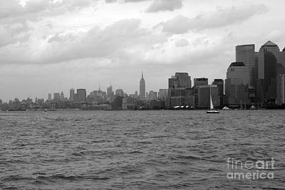 Photograph - Nyc Harbor by Living Color Photography Lorraine Lynch