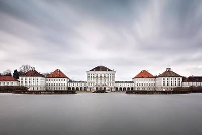 Nymphenburg Castle Art Print