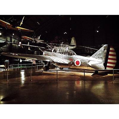 Ohio Photograph - O-47b Observation Aircraft by Natasha Marco