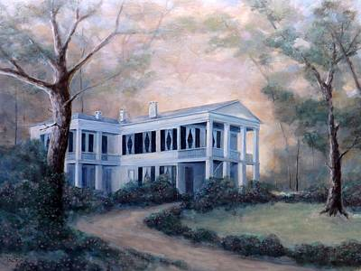 Painting - Oakleigh by Gary Partin