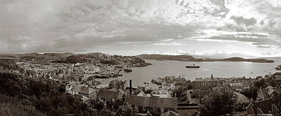 Oban And Mull Ferry Original by Jan W Faul