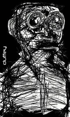 Photograph - Obeah Man by Doug Duffey