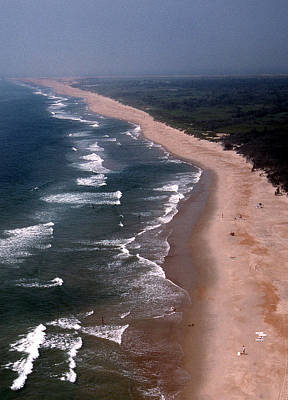 Hatteras Island Photograph - OBX by Skip Willits