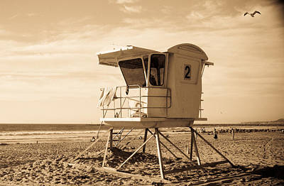 Photograph - Ocean Beach by Mickey Clausen