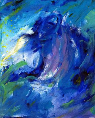 Ocean Art Print by Bethany Stanko