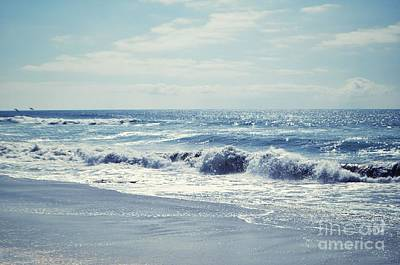 Photograph - Ocean Blue by Lisa Argyropoulos