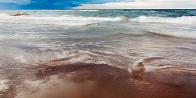 Ocean Panorama Art Print by Matt Dobson