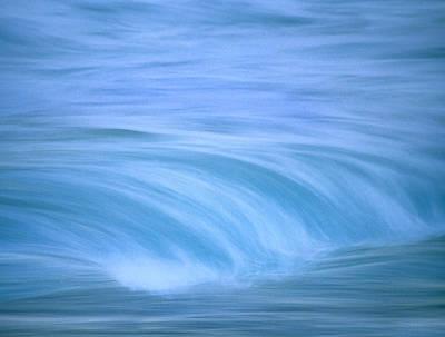 Photograph - Ocean Waves, Hawaii by Tim Fitzharris