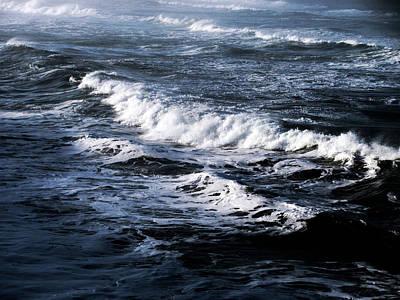 Oceans Alchemy Print by Stephen Martin