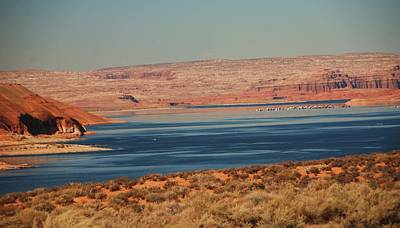 Photograph - October Lake Powell by Kathleen Heese