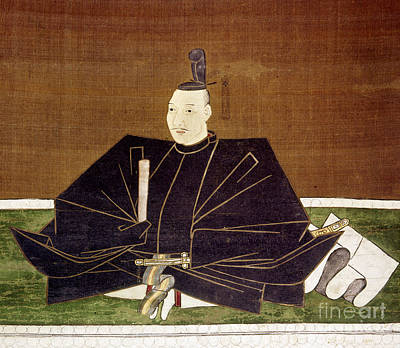 Oda Photograph - Oda Nobunaga (1534-1582) by Granger