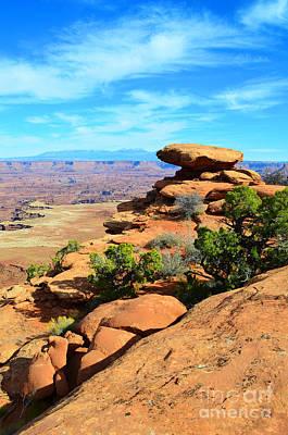 Photograph - Of Rocks And Canyons by Tara Turner
