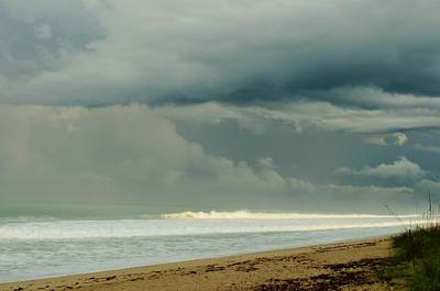 Photograph - Off-shore Storm Clouds by Lynda Dawson-Youngclaus