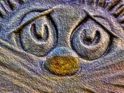 Photograph - Oh Nooooo by Paul Wear