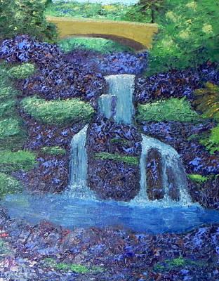 Painting - Oheo Gulch by Ernie Goldberg