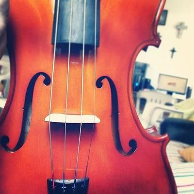 #olazaran #andreego #music #viola Art Print