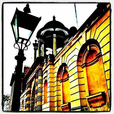 Classical Photograph - #old #building #facade #architecture by K H   U   R   A   M