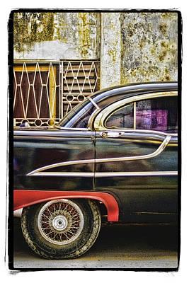 Old Car 2 Art Print by Mauro Celotti