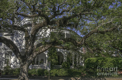 Photograph - Old Charleston Bed And  Breakfast by David Waldrop