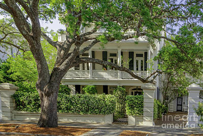 Photograph - Old Charleston by David Waldrop