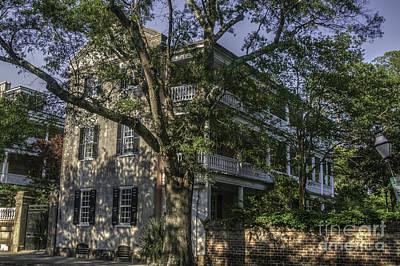 Photograph - Old Charleston Vi by David Waldrop