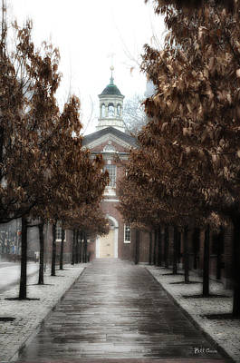 City Hall Digital Art - Old City Hall Philadelphia by Bill Cannon