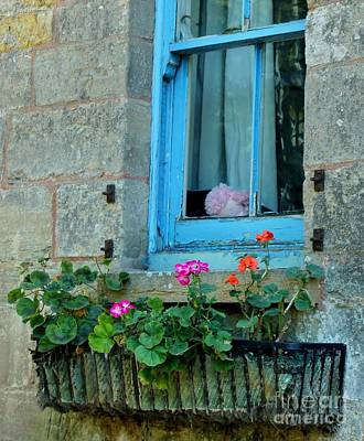 Photograph - Old Country Window by Rene Triay Photography
