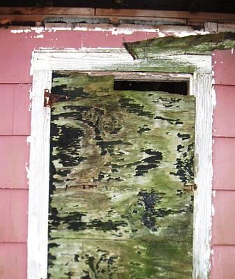 Photograph - Old Door by Todd Sherlock