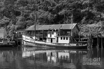 Photograph - Old Fishing Boat by Sandra Bronstein